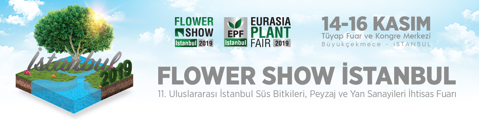 Flower Show İstanbul